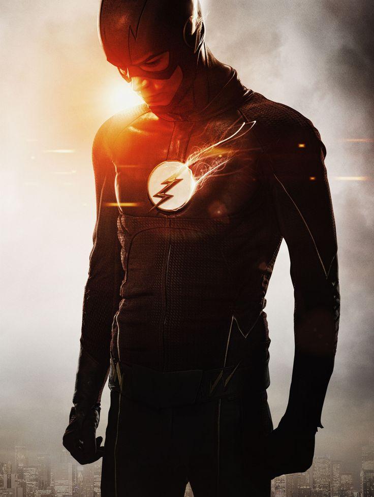 Flash dévoile son nouveau costume pour la saison 2 - News Série Tournages - AlloCiné