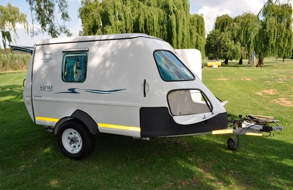 Light as a feather. When it comes to factors like overall mass and manoeuvrability, the Sherpa range of caravans is tough to trump. And with its choice of customisation options, there's now little excuse not to consider this brand for your next purchase.