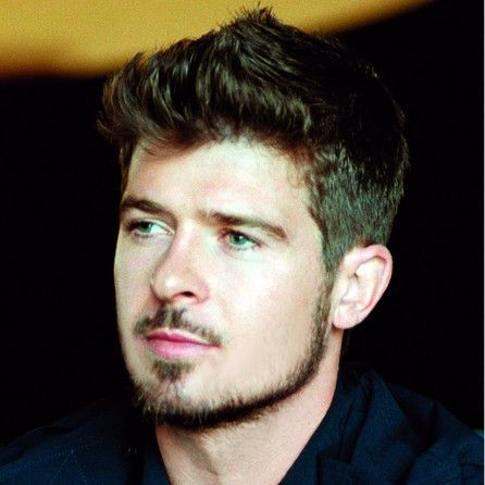 Robin Thicke. Yes, even after he let Miley twerk on him.