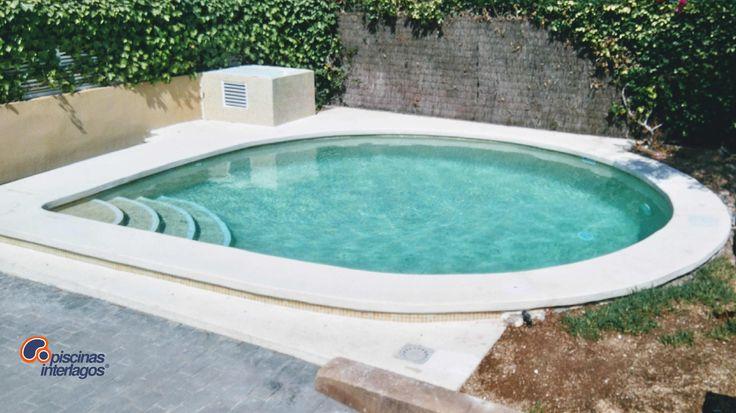 Pisscina realizada en benicassim castell n piscinas for Piscina benicassim