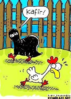 OĞUZ TOPOĞLU : kafir - tavuk