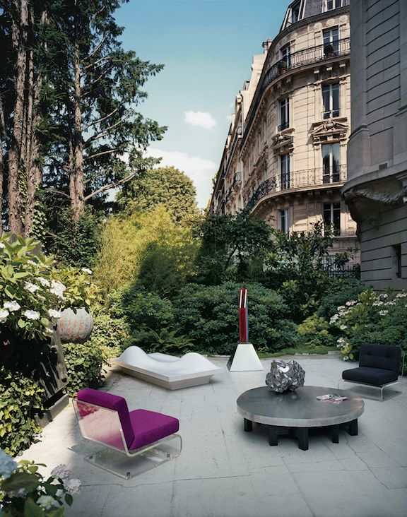 1000 images about terrasses on pinterest - Yves taralon decorateur ...