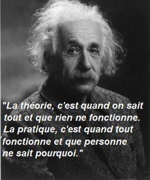 Citation d'Albert Einstein #quotes, #citations, #pixword,
