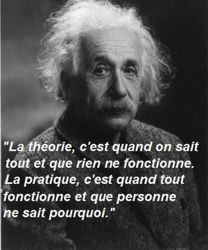 Citation d'Albert Einstein #quotes, #citations, #pixword,