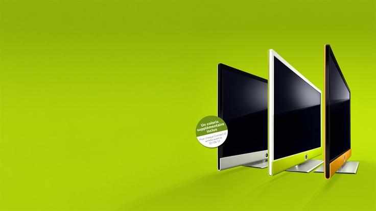 Entertainment-Loewe. Systèmes de divertissement à domicile individuels. (Design de télé sur mesure...pourquoi pas !!!)