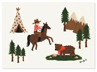 11 best texas proud images on pinterest america 2 architecture cowboy print from rifle paper co so cute sciox Choice Image