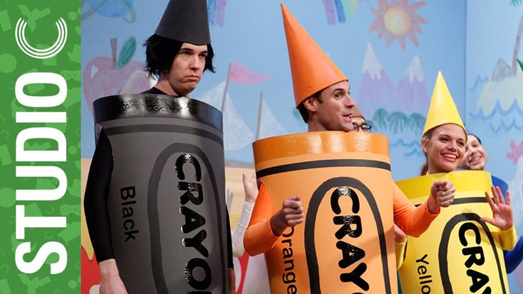 The Crayon Song Gets Ruined - Studio C