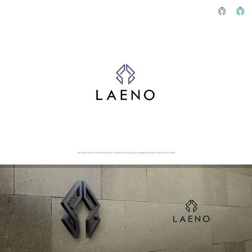 LAENO - Private Merchant Bank needs fresh powerful logo We offer Private Investment advisory, merchant banking and mergers/acquisitions all over the world....