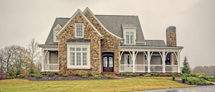 Custom North Georgia Home | L. Mitchell Ginn & Associates