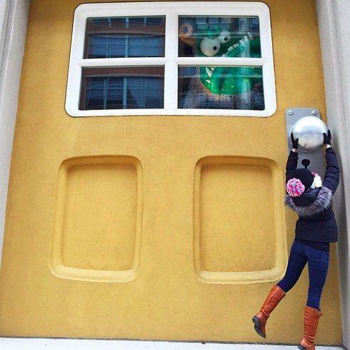 21 S. Racine Avenue, West Loop Visitors have described entering Big Monster Toys as feeling like you're entering Oz.