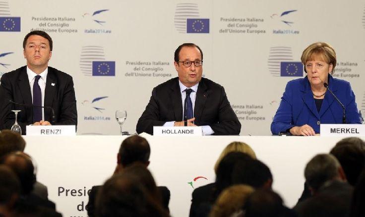 #Italie #France #économie #croissance #emploi #chomage #SommetEuropéen ##SommetEuropéenMilan #déficitbudgétaire #Renzi #Hollande #Merkel #Finance - La croissance et l'emploi au cœur du sommet européen à Milan - http://www.italie-france.com/fr/la-croissance-et-lemploi-au-coeur-du-sommet-europeen-a-milan/