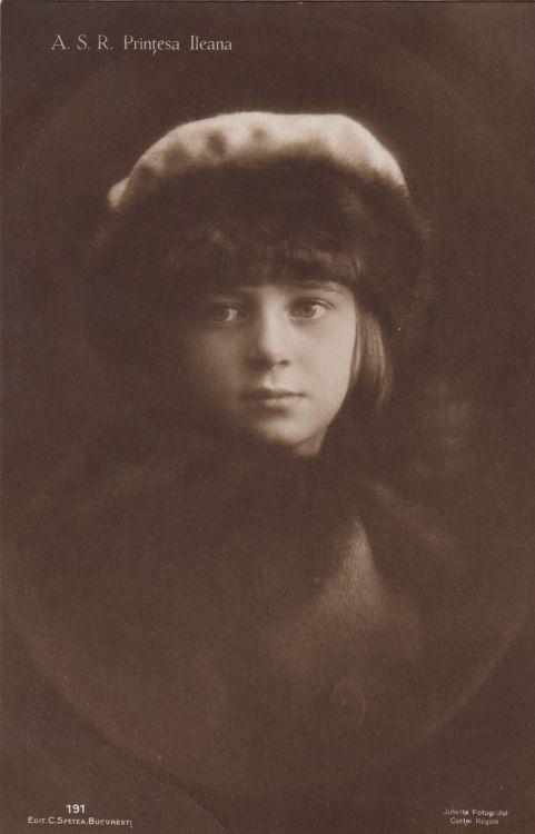Princesse Ileana de Roumanie (1909-1991)