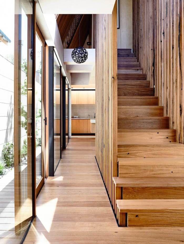 Interiors | Timber, Concrete & Glass - DustJacket Attic