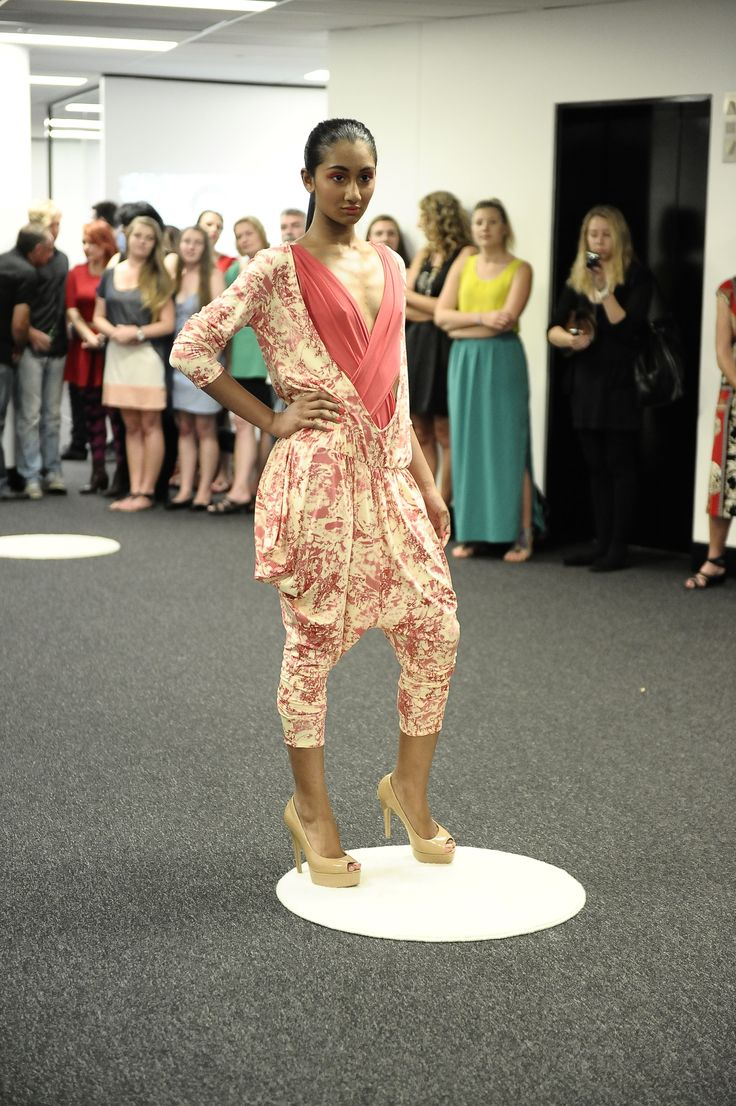 Some of our students' work at the 2013 #graduation show. #fashion #design