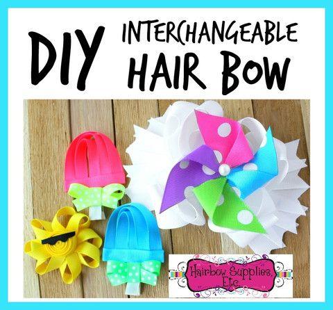 Hair Bow Tutorials – Hairbow Supplies, Etc.