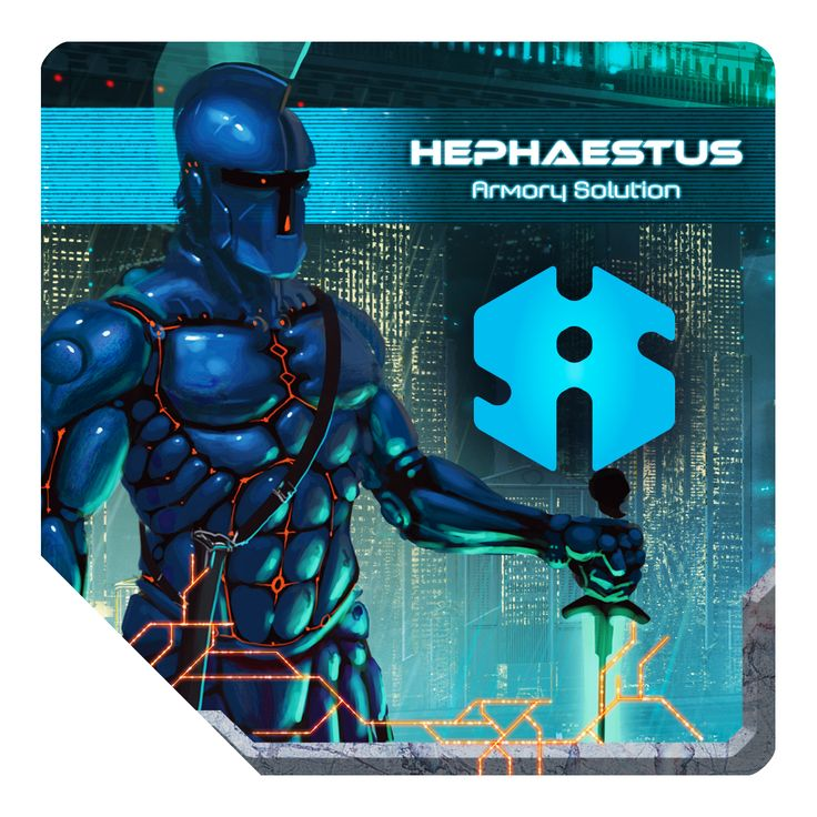 HEPHAESTUS ARMORY SOLUTION Ltd.