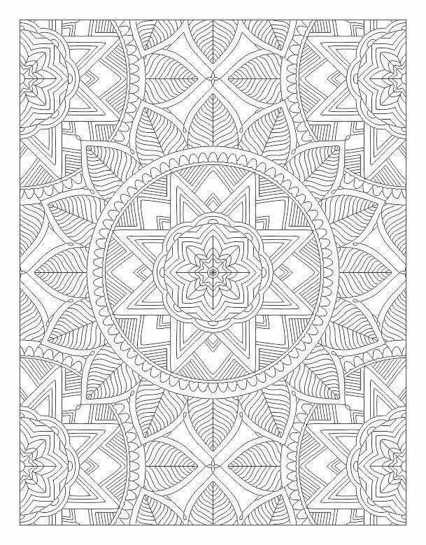 Advanced Pattern Coloring Pages : Best images about coloring pages on pinterest