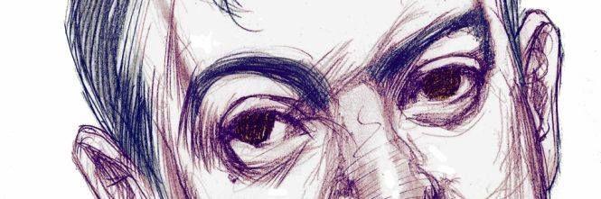 """""""Che gran cronista quel santo bevitore di Joseph Roth """" di Daniele Abbiati, «Il Giornale», 4 - 12 - 2013 http://www.ilgiornale.it/news/cultura/che-gran-cronista-quel-santo-bevitore-joseph-roth-973159.html (illustrazione Dariush Radpour)"""