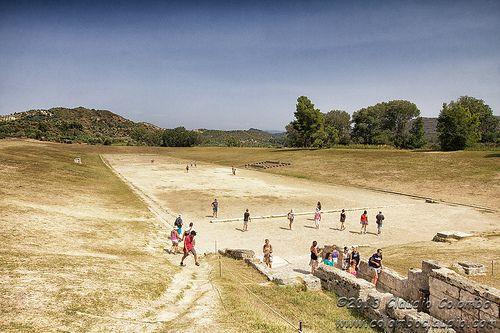 Scavi di Olimpia - Grecia
