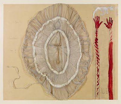 louise bourgeois: desenhos e gravuras de uma mulher que foi casa