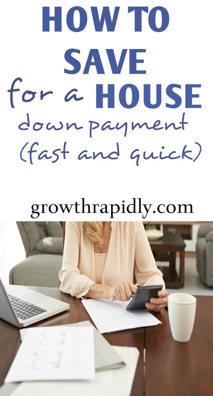 Saving for a down payment on a house can be long, but with discipline, it can be done. Read this article for more information.