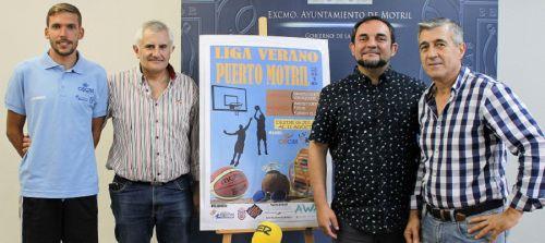 Doce equipos disputan la 'XII Liga de Verano' de baloncesto