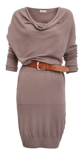 This is a fabulous dress for this Fall! Speaking of layering, this dress has the oversize layered look that is just perfect for the season.