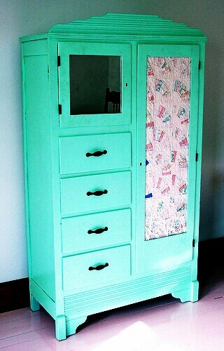 41 Best Upcycled Wardrobes Images On Pinterest Painted