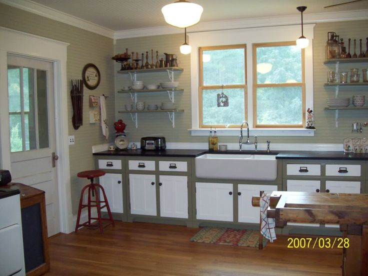 71 best kitchen remodel images on pinterest kitchen remodeling kitchen renovations and stair - Schoolhouse lights kitchen ...