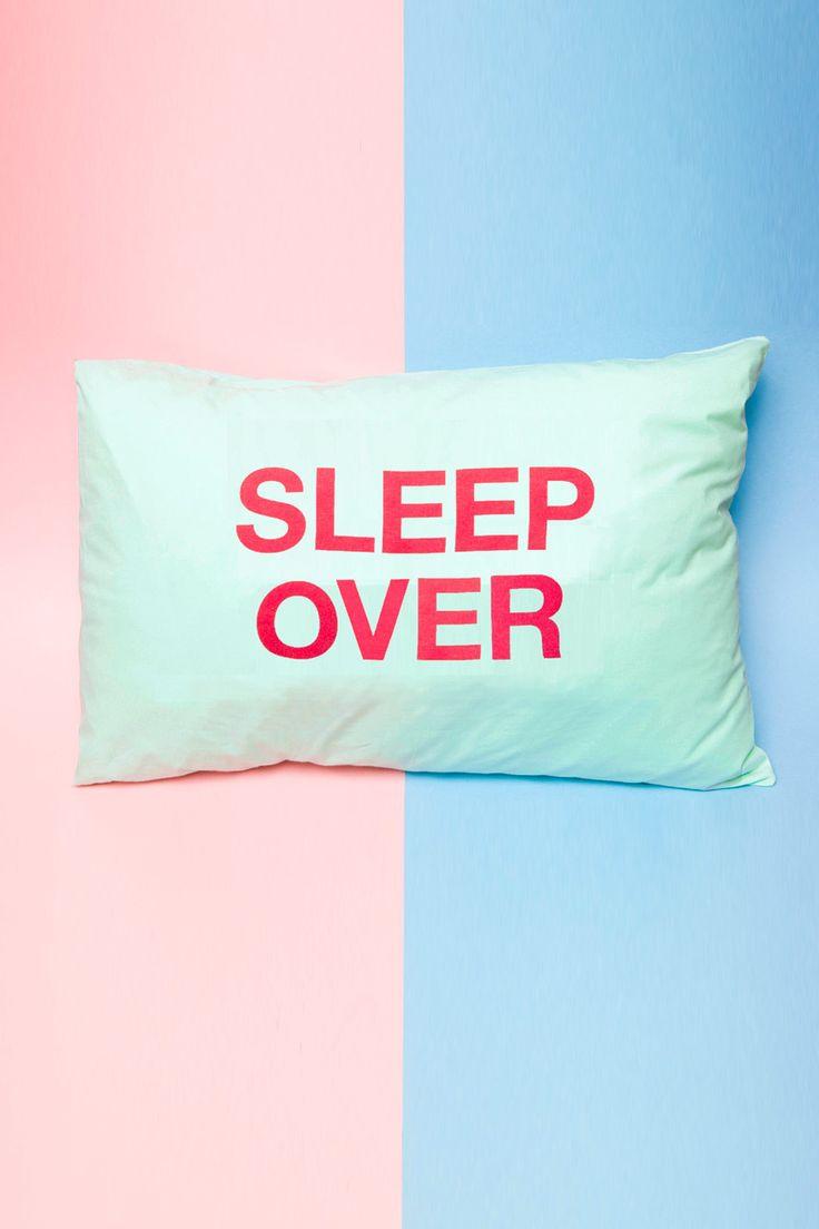 Chip Chop! - SLEEP OVER Pillowcase, $24.95 (http://www.chipchop.com.au/sleep-over-pillow-case/)