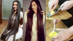Mother's Secret To Get Super Long Hair, Thicker Hair, Healthy Hair, Silky Hair – Amazing results in just 3 weeks