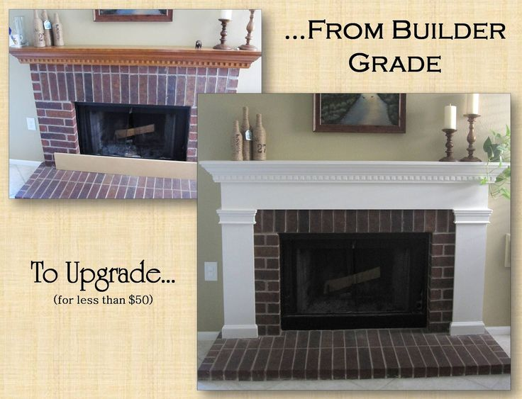 1000+ images about Update fireplace on Pinterest