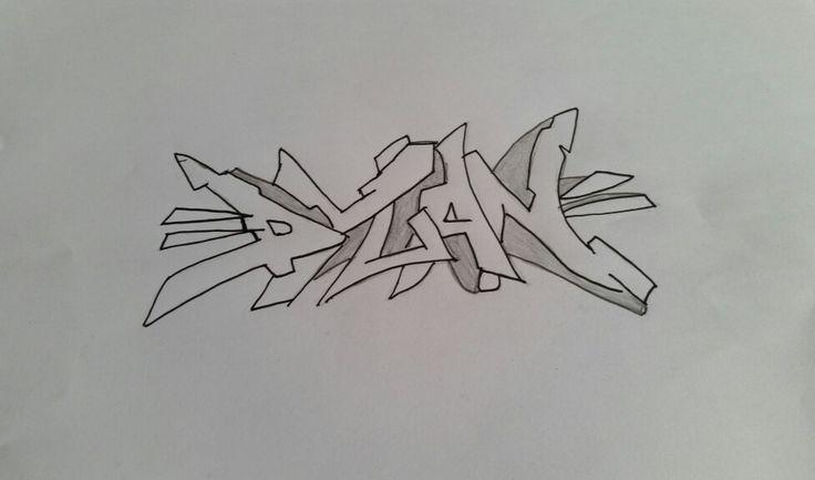 Dylan drawing