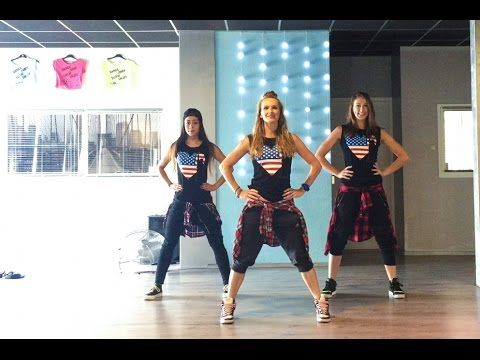Candyman - Christina Aguilera - Easy Show Dance Fitness Choreography  - ...