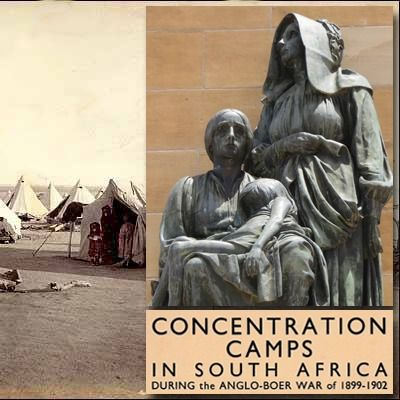 Geni - Photos in Photos from Anglo Boere Oorlog/Boer War (1899-1902) British Concentration Camps In this photo Jacoba Adriana Meyer en Jan Petrus Meyer