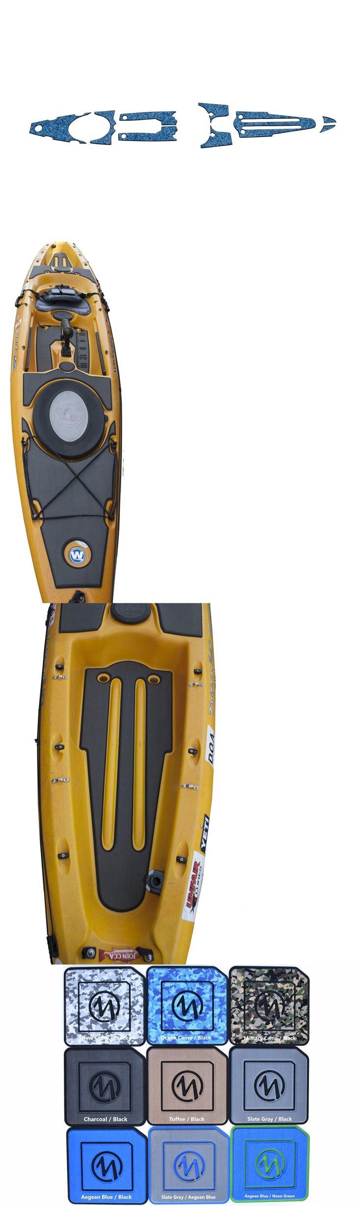 Kayaks 36122: Wilderness - Tarpon 140 Complete Elite Series Pads Kit (Ocean Camo Black) -> BUY IT NOW ONLY: $179.95 on eBay!