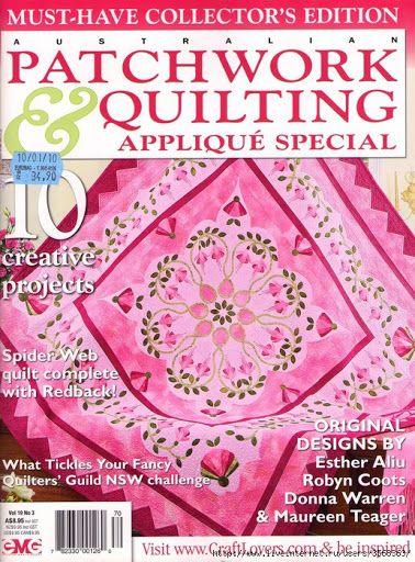 PATCHWORK QUILTING - 3-2010Австралия - seniavol - Álbumes web de Picasa