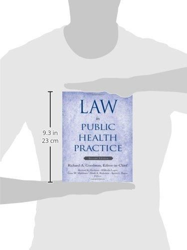 Law in Public Health Practice, 2nd Edition