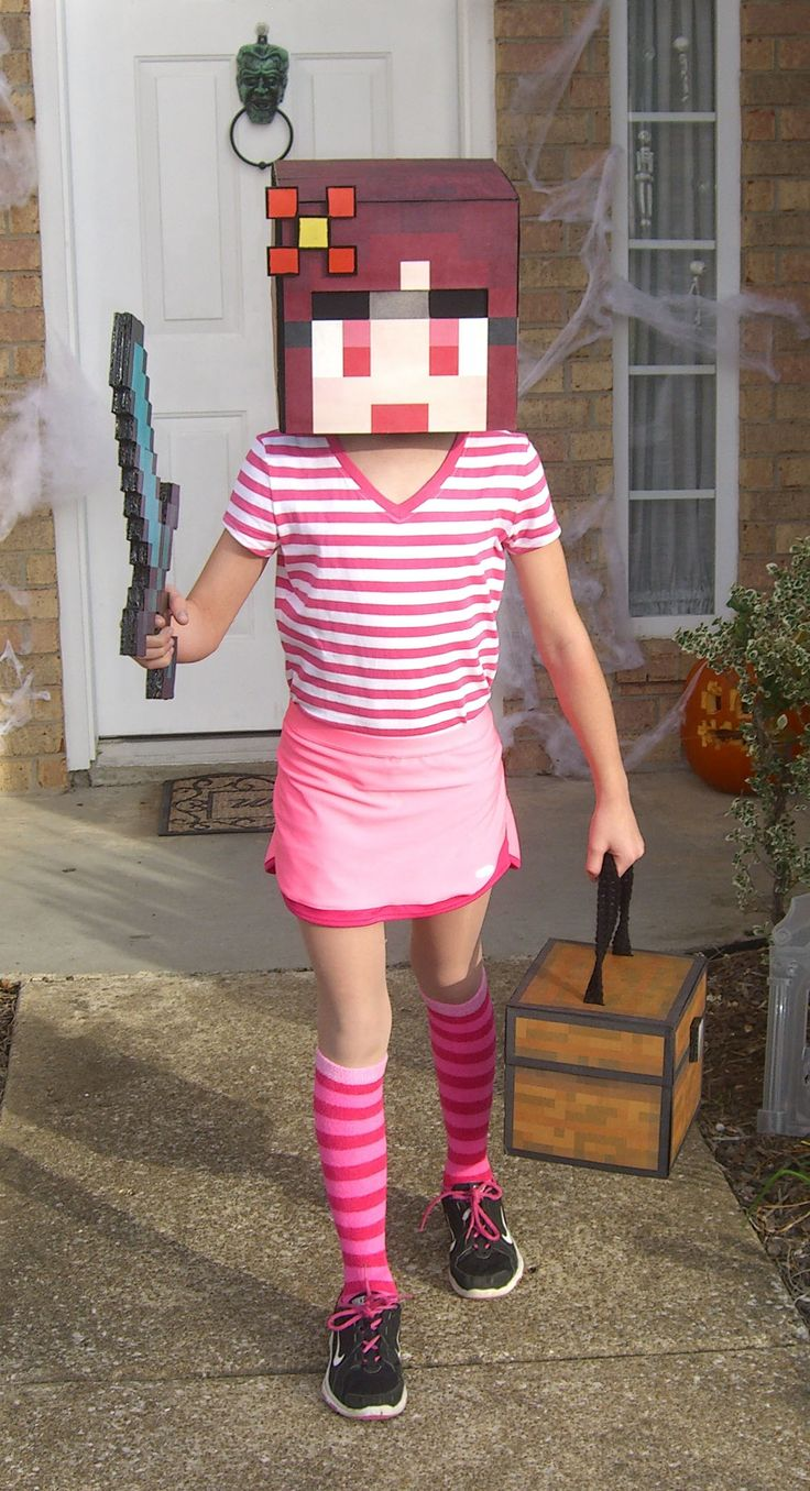 55 best minecraft costumes dress up images on Pinterest