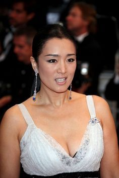 Gong Li Photos - 'Therese Desqueyroux' Screening at the 65th Cannes International Film Festival - Zimbio