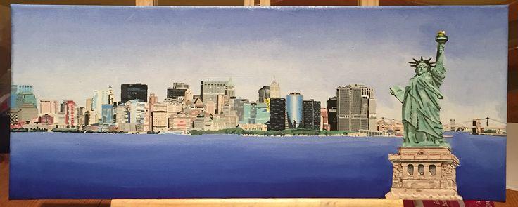 NY skyline (my fav)