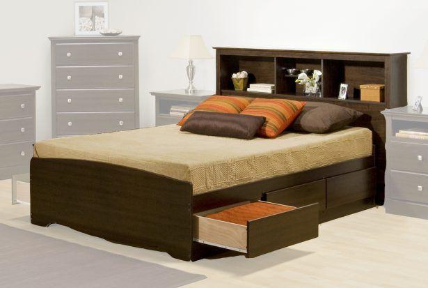 storage headboard bookcase headboard bookcase storage storage beds. Black Bedroom Furniture Sets. Home Design Ideas