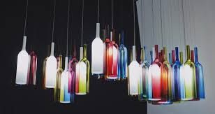 """Nice Idea of this Hotel. totally goes with the colours shown in the furniture #Design Week Milano Salone del Mobile 2014. I can see how to get a """"hang up"""" on one of my next #""""garden party"""", to #re-use all the bottles and #re-design them into a nice souvenir as a memory in the following weeks.. #K*"""