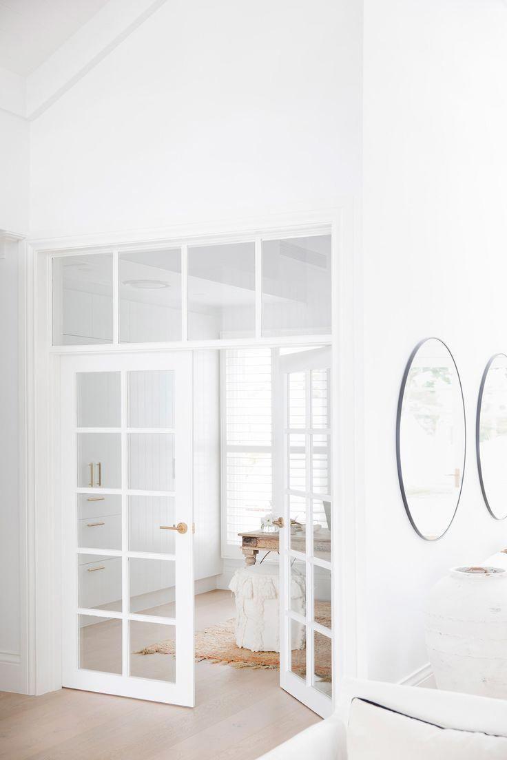 Three Birds Renovations Bonnie S Dream Home Study French Doors French Doors Interior Home Doors Interior