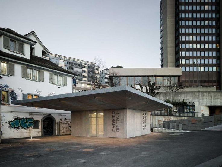 Gallery of Dynamo Metal Workshop / phalt Architekten - 1