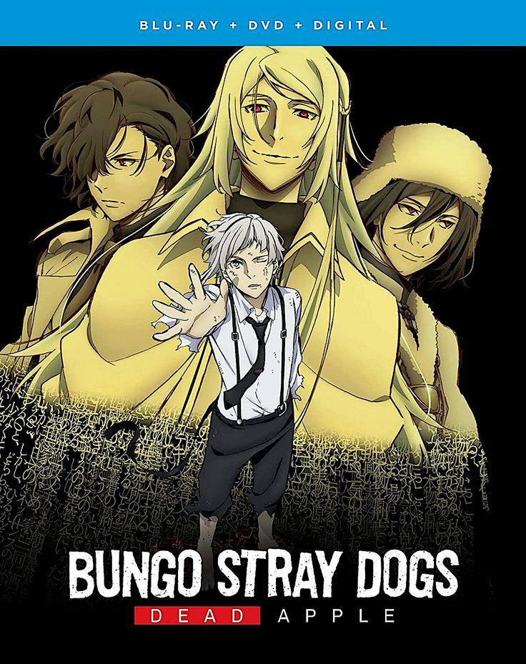 Bungo stray dogs dead apple bluray funimation bungo