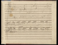 Symphony No. 9 in D minor, Op. 125, is the final complete symphony of Ludwig van Beethoven