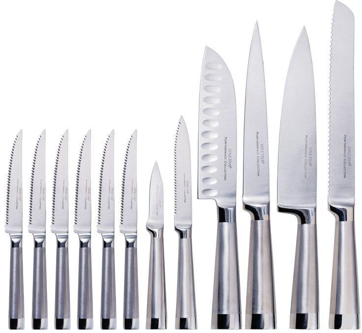 1000 ideas about best kitchen knife set on pinterest