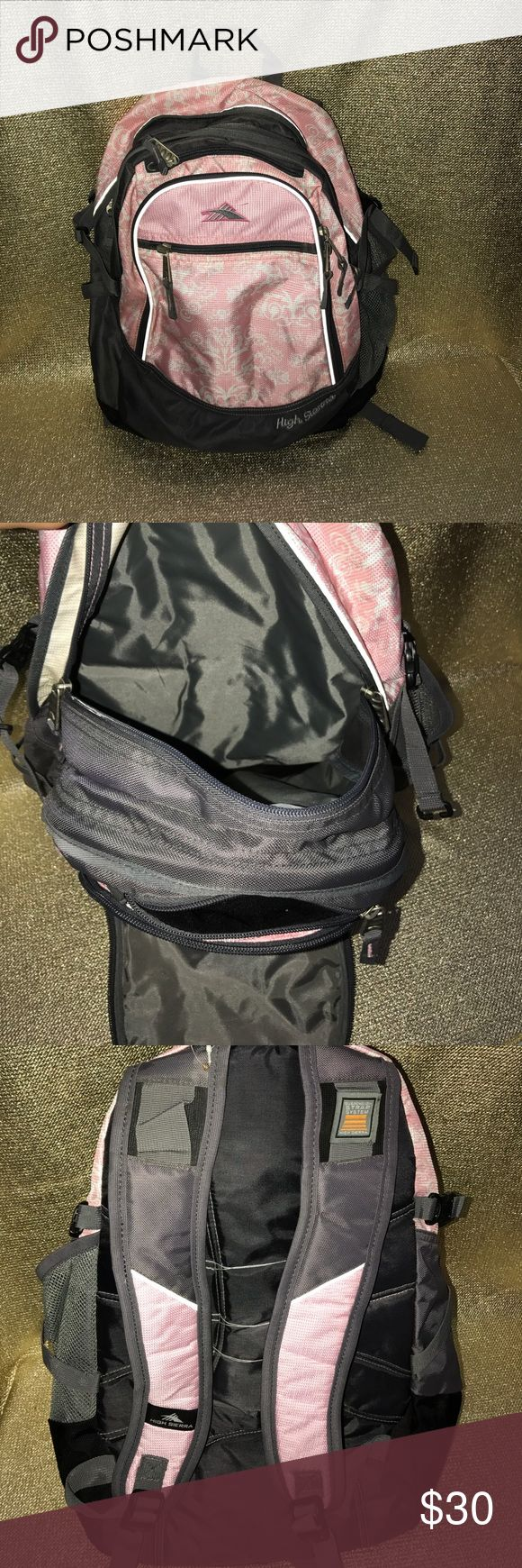 High Sierra backpack (NEW WITHOUT TAG) New without tags High Sierra Bags Backpacks