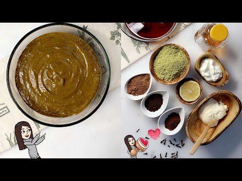 قناع الشعر المعجزه ينعم ويكثف ويقوي ويعطي الشعر لون ولمعة بني على عودي تجنن الدكتورة هند Youtube Food Peanut Butter Desserts